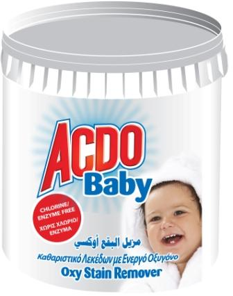 Acdo Baby Oxy Stain Remover 500gr
